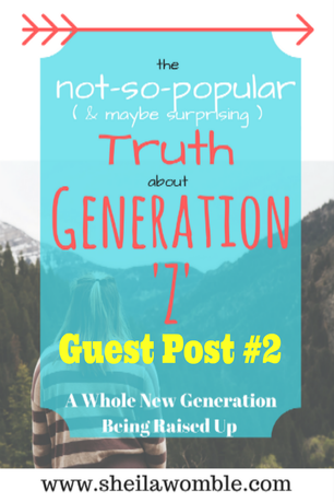 Truth of Generation Z-Katelynn